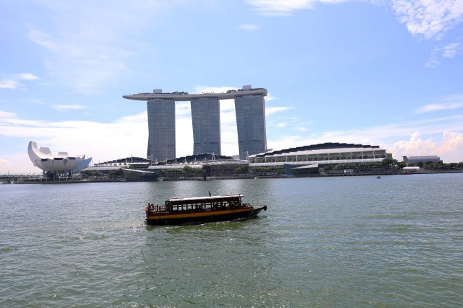 Marina Bay Sands complex, Singapore