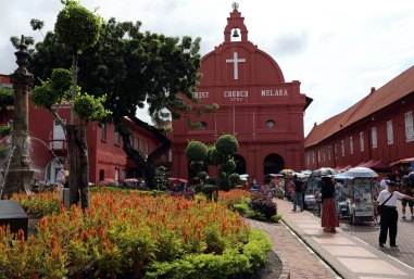 Dutch Church, Melaka