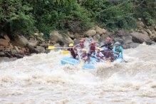 White Water Rafting Padas River