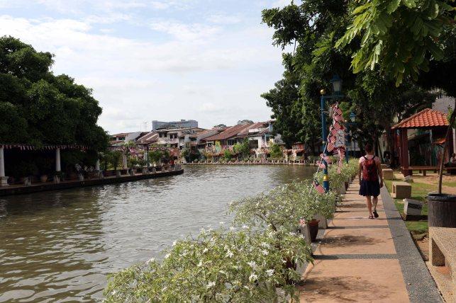 Melaka River walk
