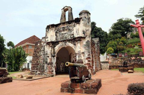 Portugese Fort, Melaka