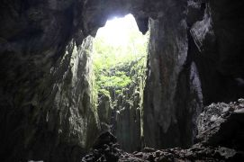 Wind Cave, Gunung Mulu National Park