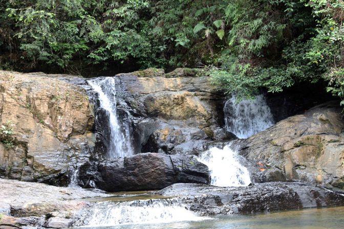 3 Tiered Waterfall