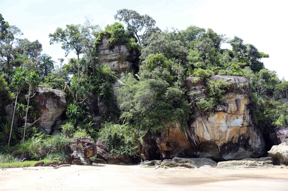 Telok Paku Beach, Bako National Park