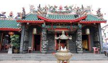 Taoist Temple Chinatown, Kuching