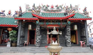 Taoist Temple Chinatown, Kuching