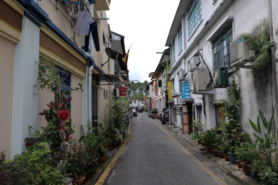 Chinatown, Kuching