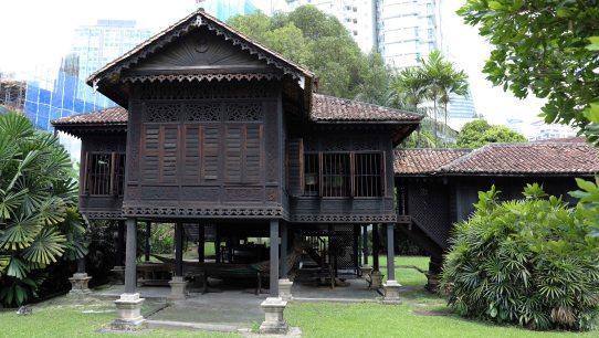 Wooden Stilt House, Kuala Lumpur
