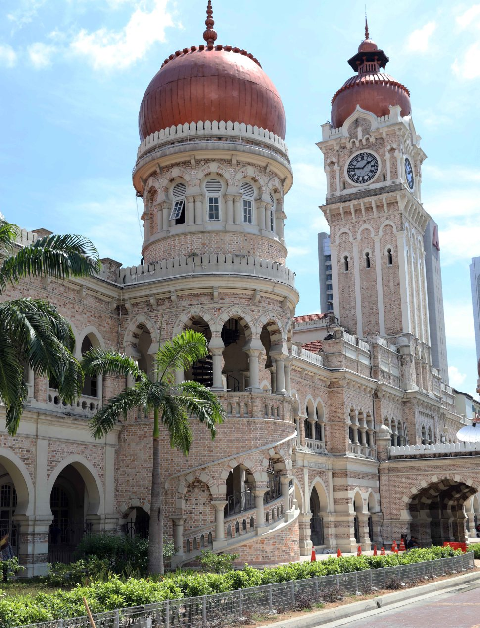 Sultan Abdul Samad Building, Kuala Lumpur