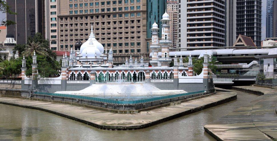 Jamek Mosque, Kuala Lumpur