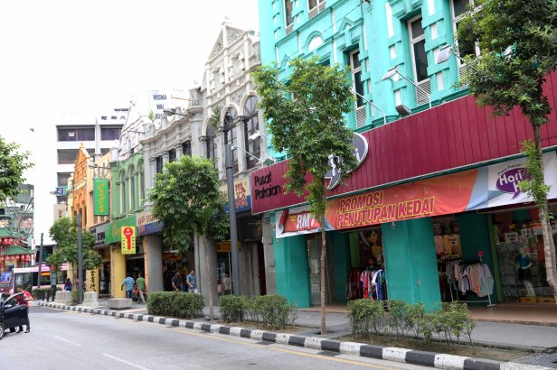Chinatown Kuala Lumpur