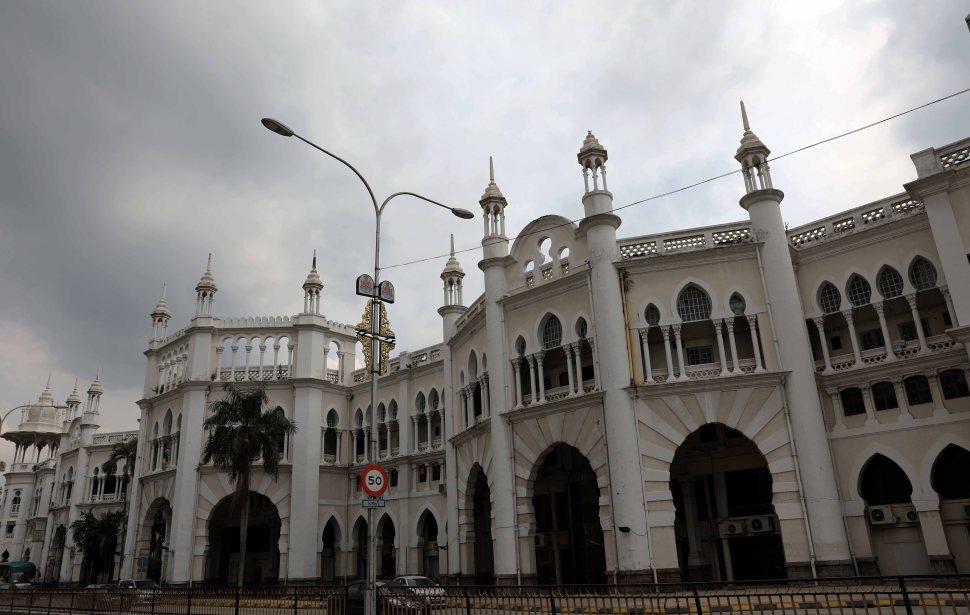 Old Train Station, Kuala Lumpur