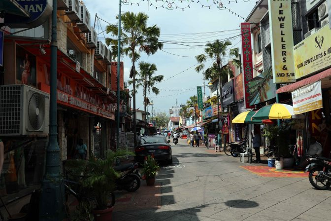 Little India, Georgetown