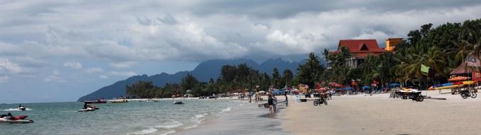 Cenang Beach,Langkowi