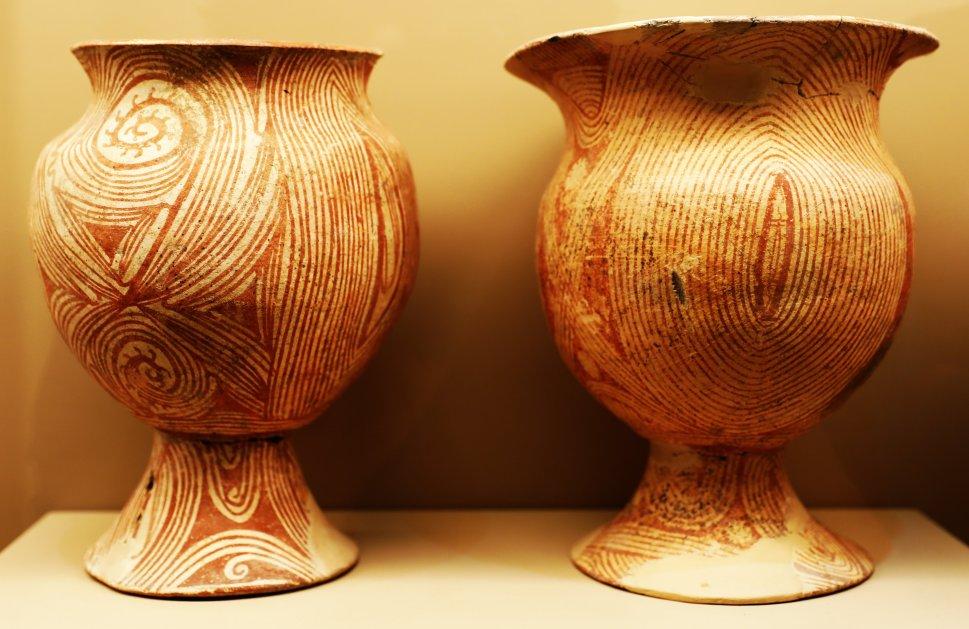 Pots from Ban Chiang