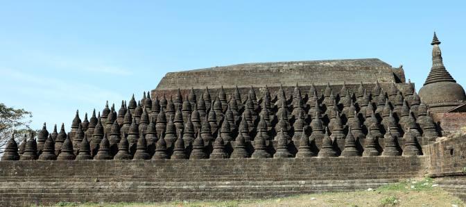 Kothaung Pagoda, Mrauk U