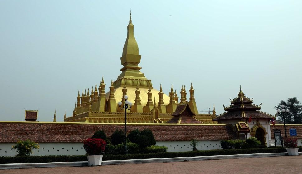Pha Tha Luang, Vientiane