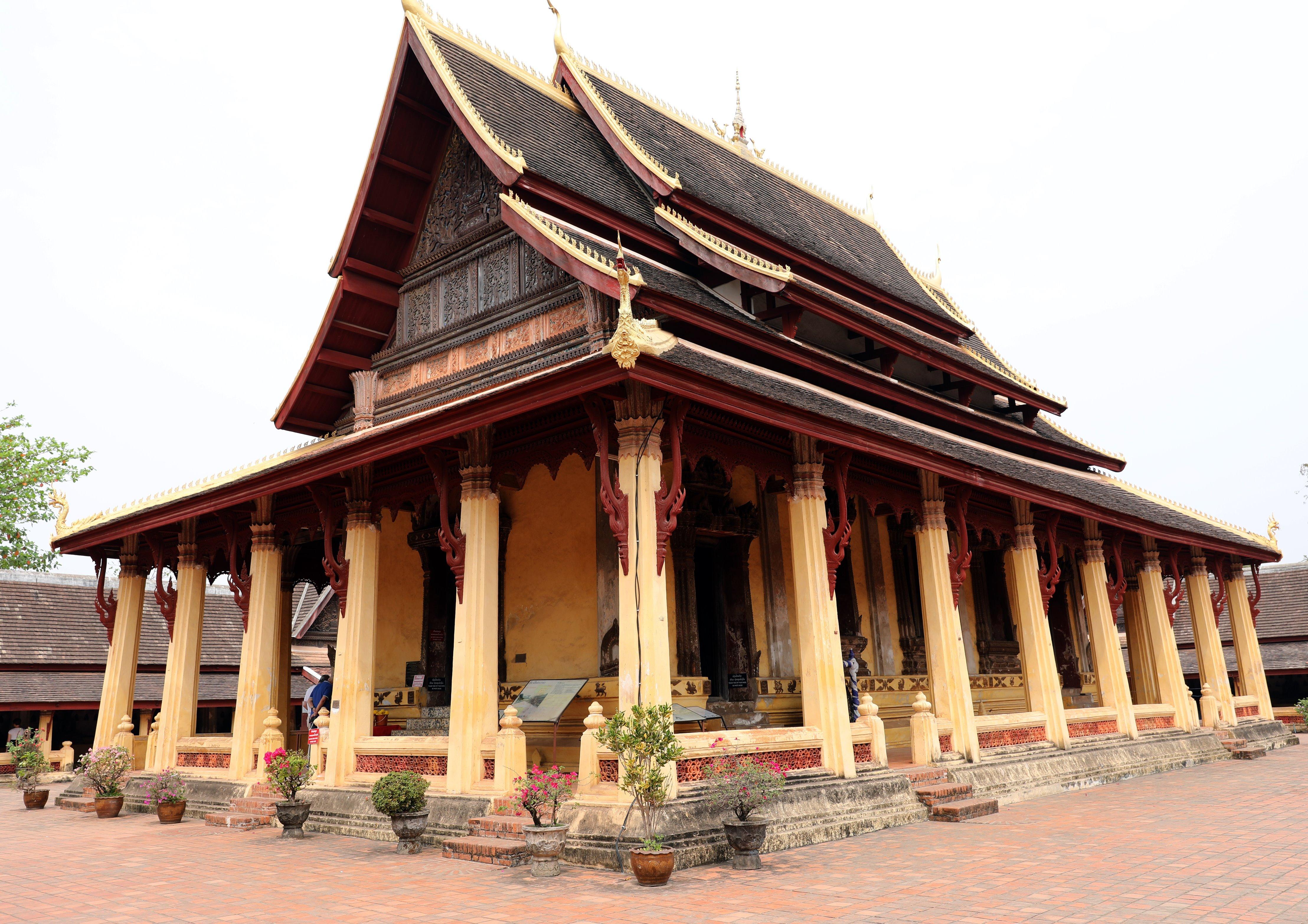 Wat Sisaket, Vientiane
