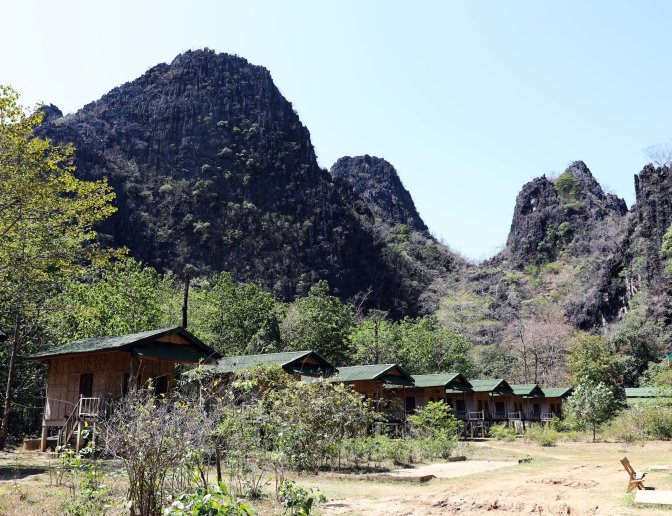 Green Climbers Home bungalows