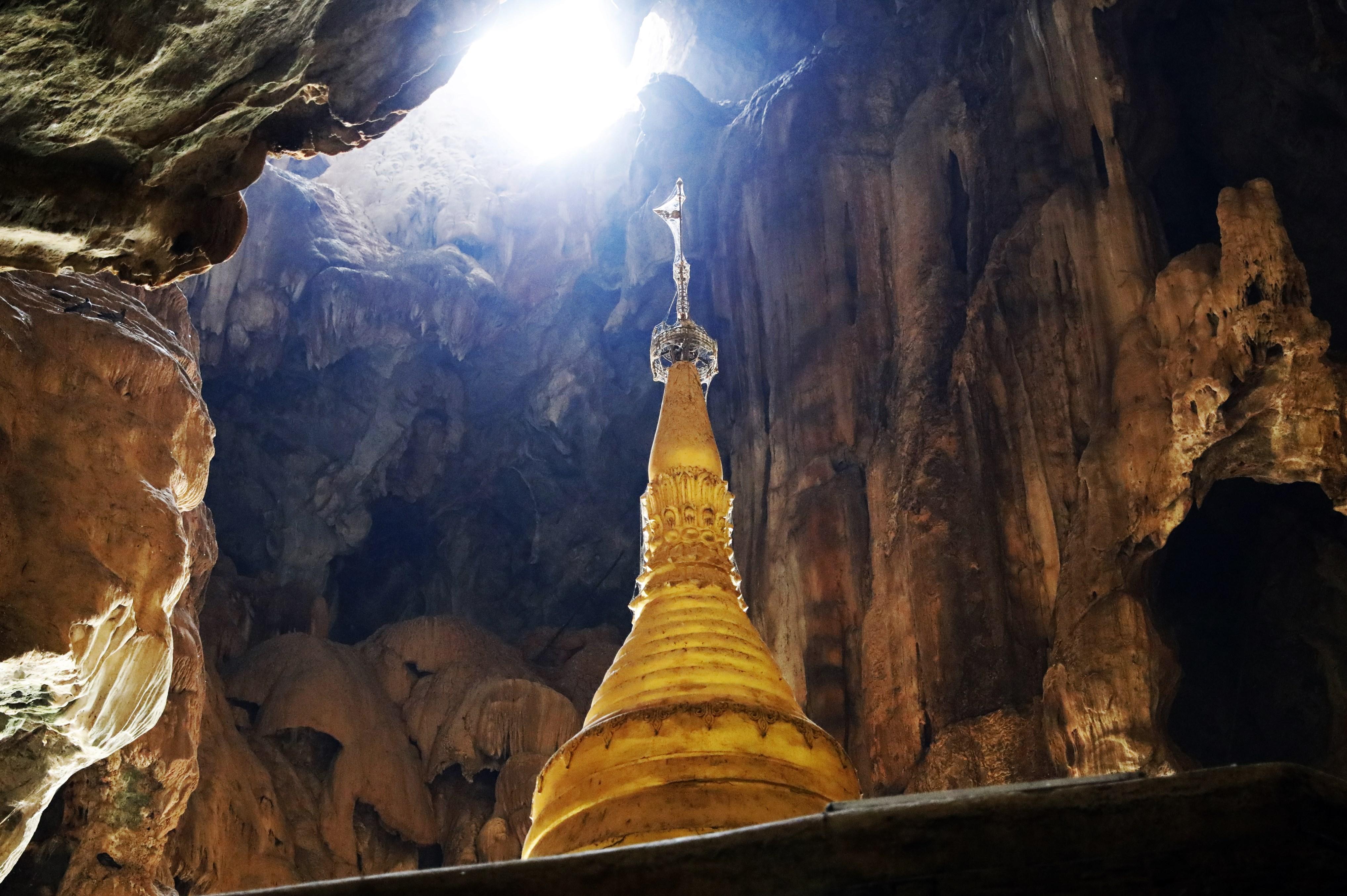 Yathae Pyan Cave