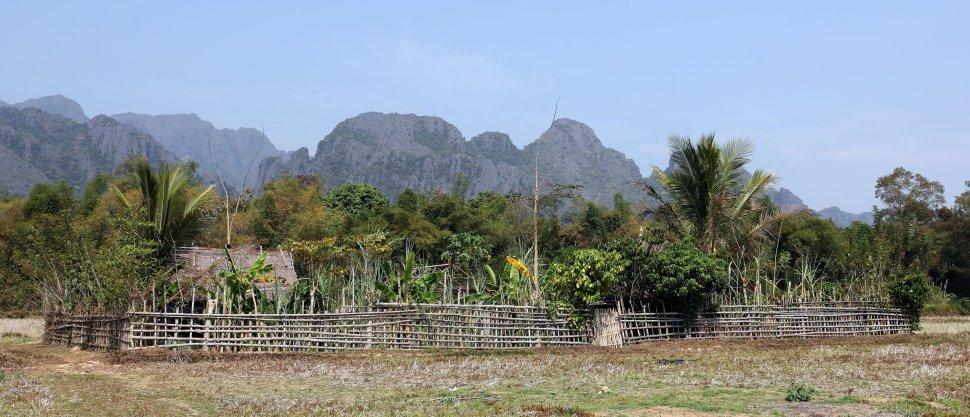 Farm, Vang Vieng