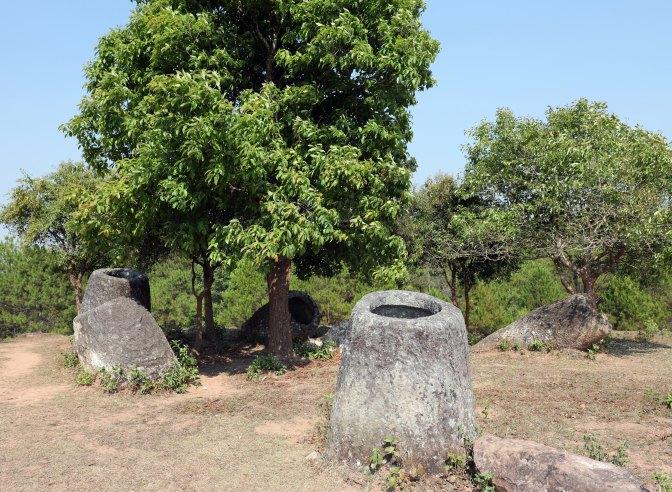 Plain of Jars, Phonsavan