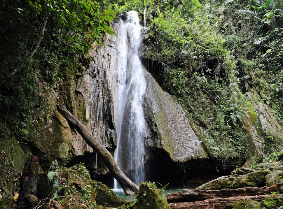 Tad Mork Waterfall