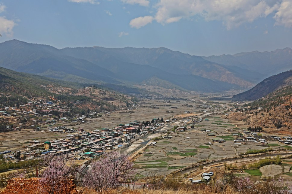 Paro Chhu Valley