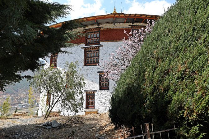 Paro Dzong Watchtower