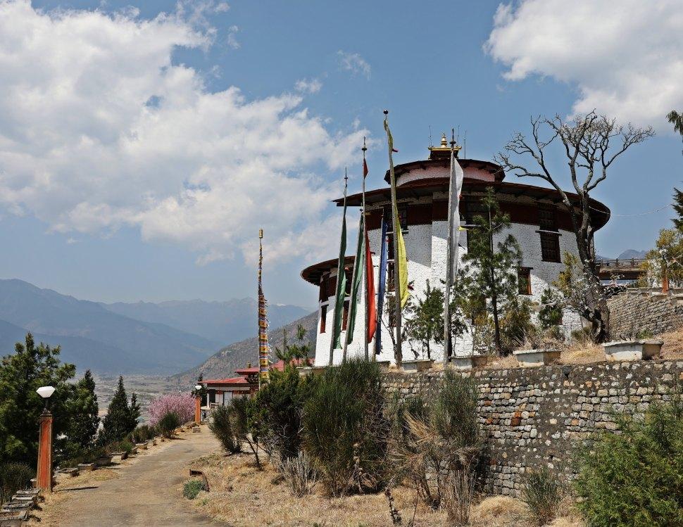 Para Dzong Watchtower