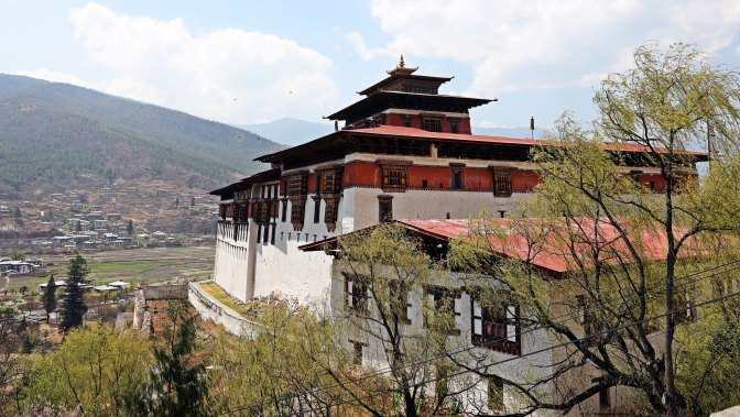 Paro Dzong (Fortress)