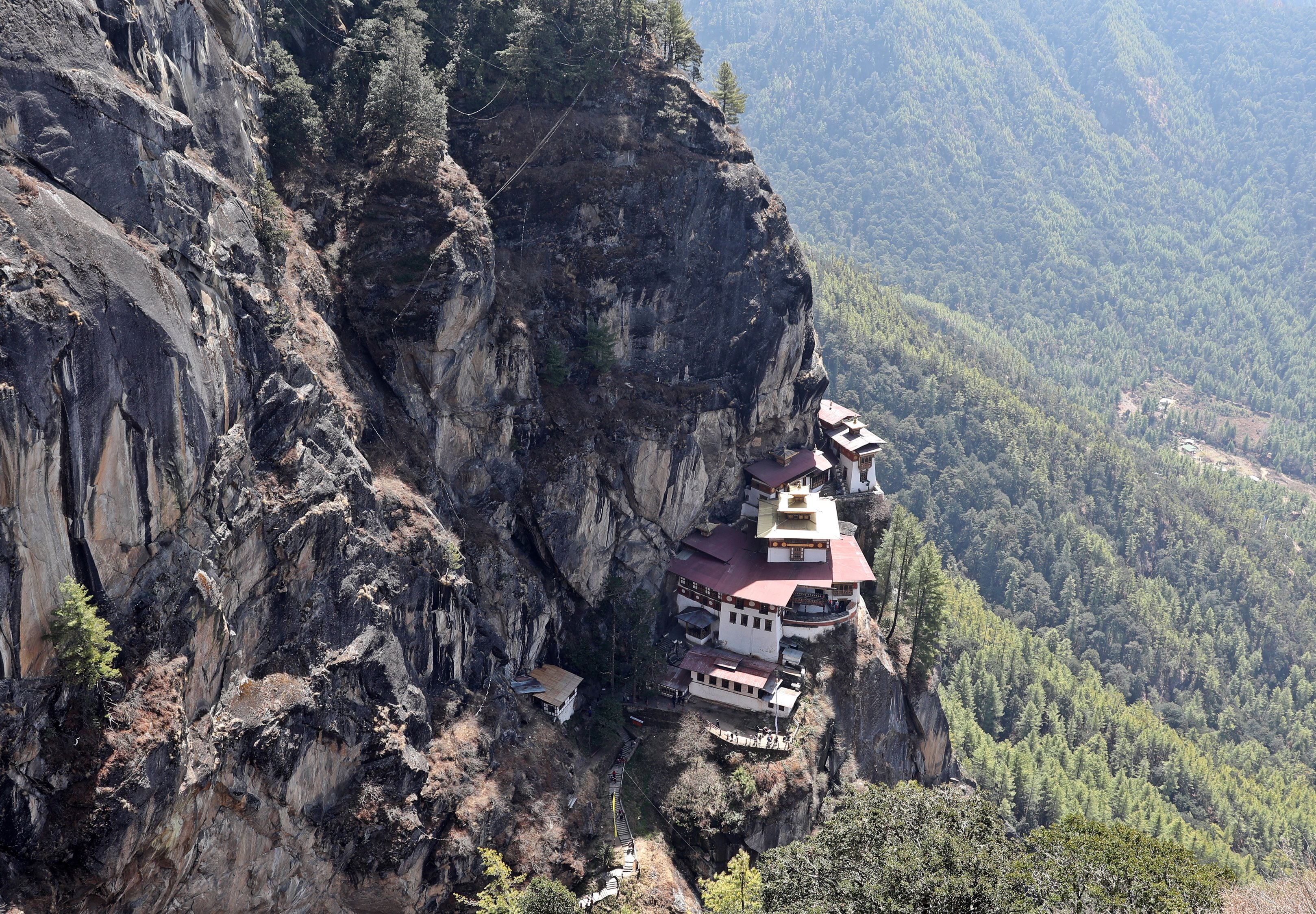 Tiger's Nest Temple Complex