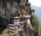 Bhutan – The Picturesque Tiger's Nest Temple and the quaint town of Paro