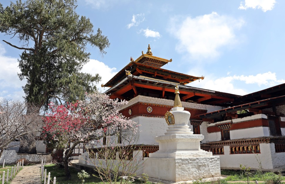 Kichu Lakhang, oldest temple in Paro