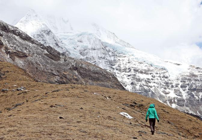 Acclimatization trek