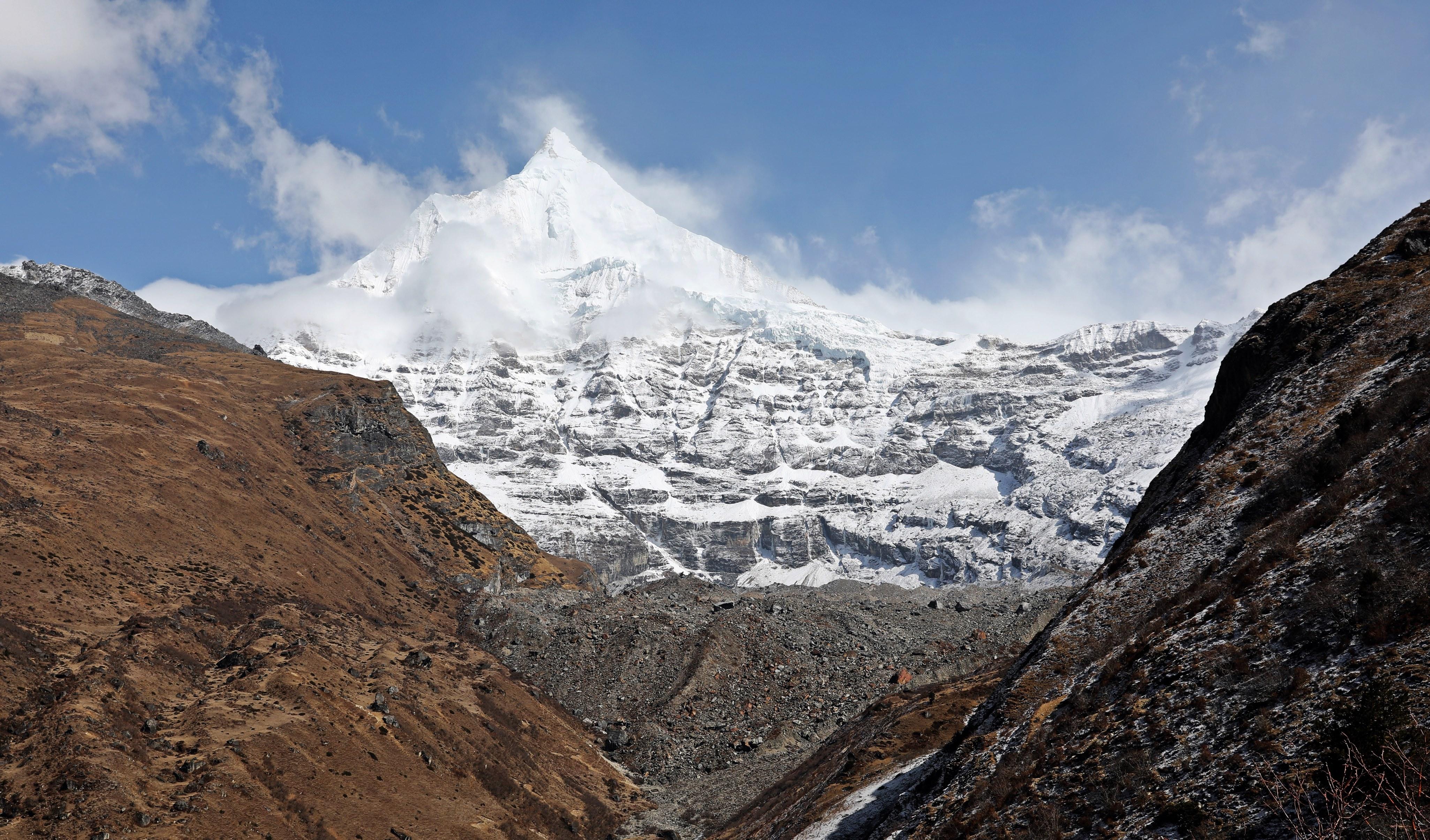 Mt Jichu Drakey