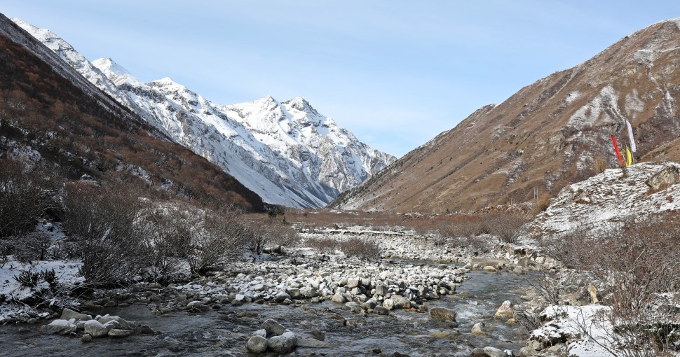 Paa Chhu River