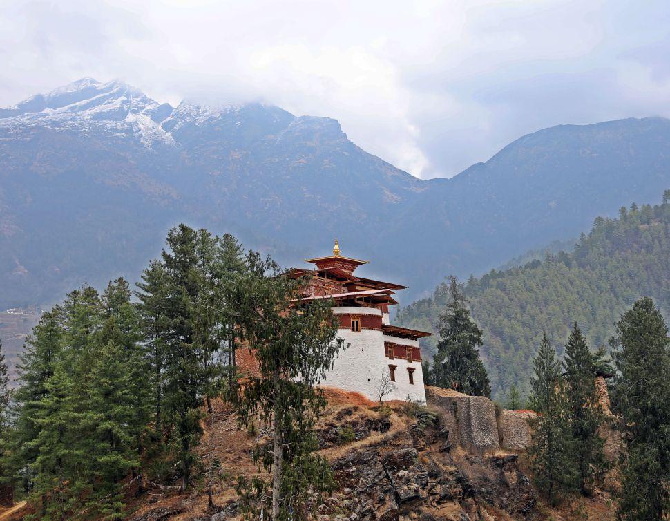 Drugyal Dzong (Fortress)