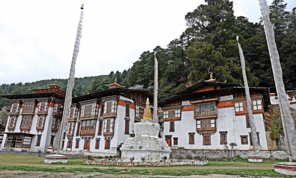 Kurji Lhakhang (Temple)