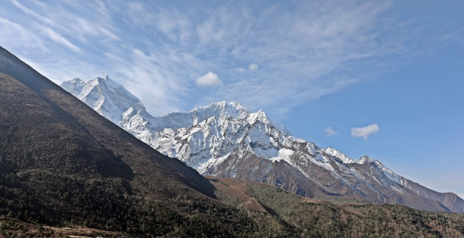 Mt. Thamserku
