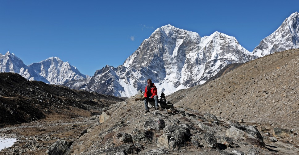 Khumbu Morraine