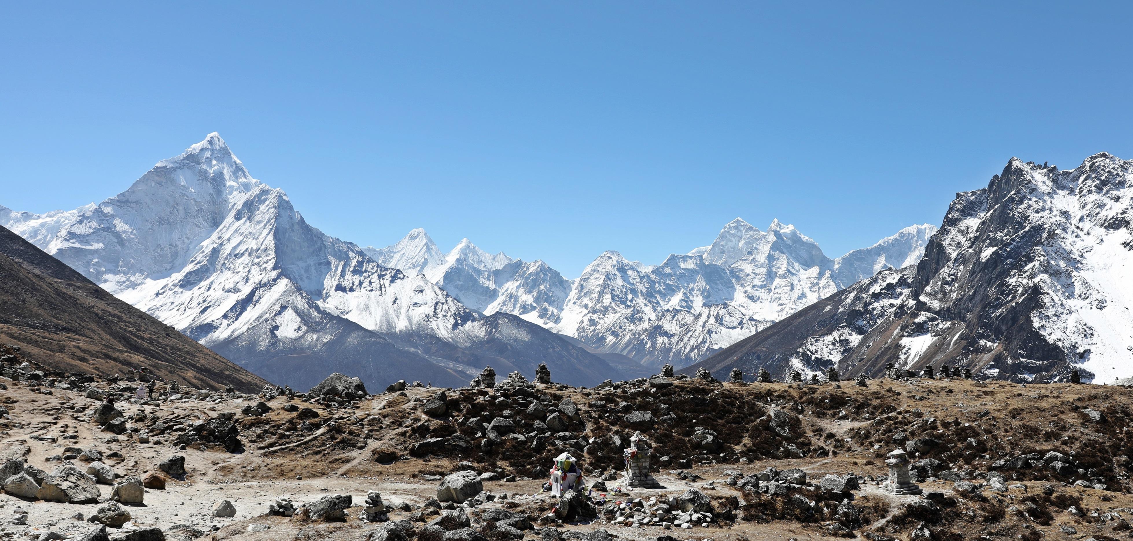 Everest Climbers' Memorial
