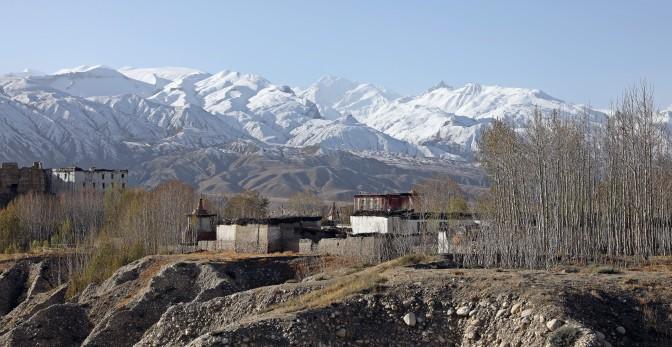 The village of Charang