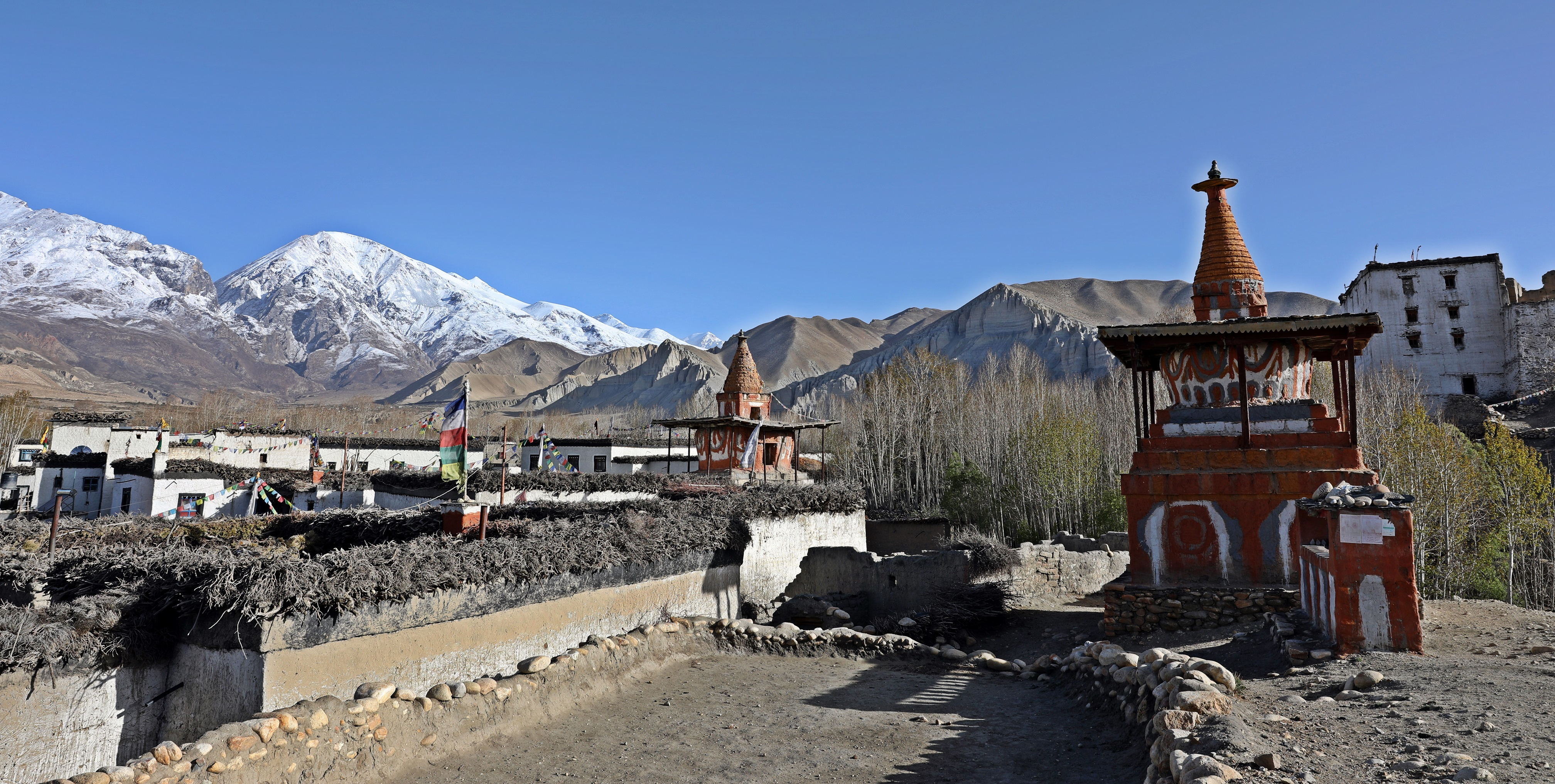 Village of Charang