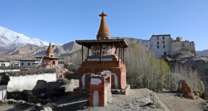 Village of Charang