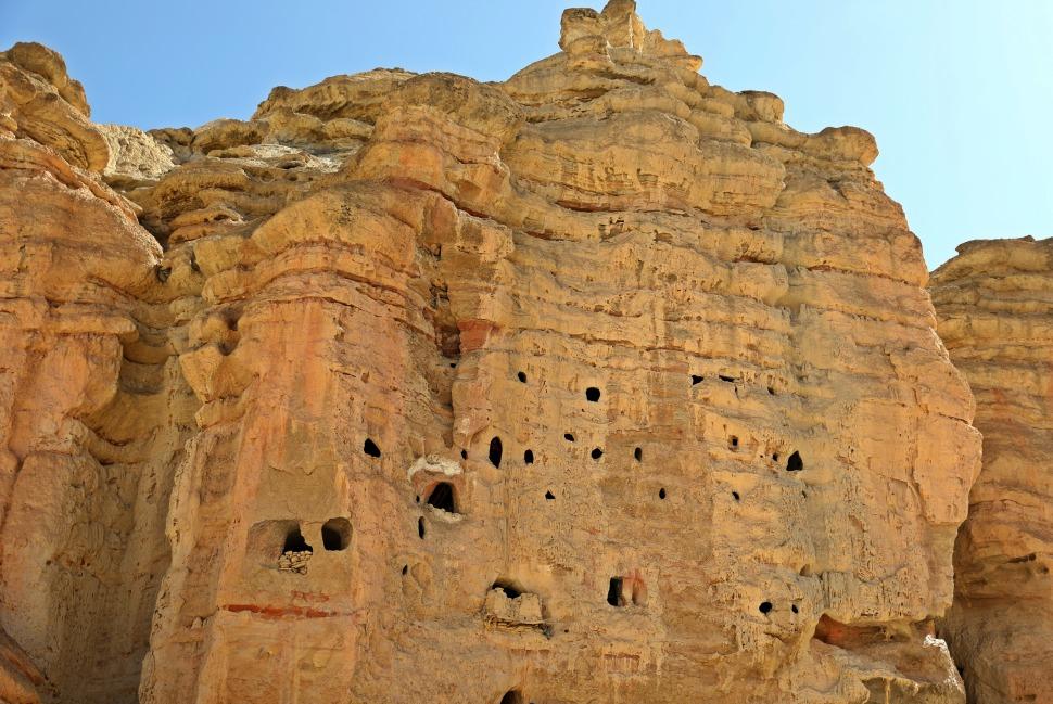 Caves near Chhosar