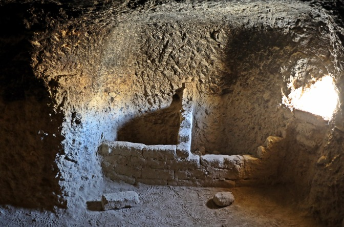 Inside Sija-Jong Cave