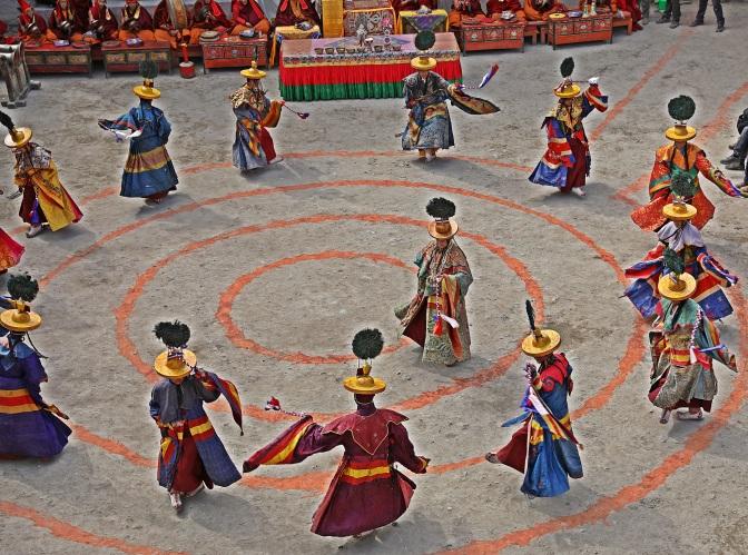 Tiji Festival, Lo Manthang