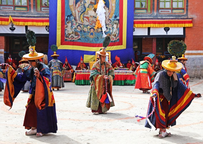 Tiji Festival, Lo Manthang