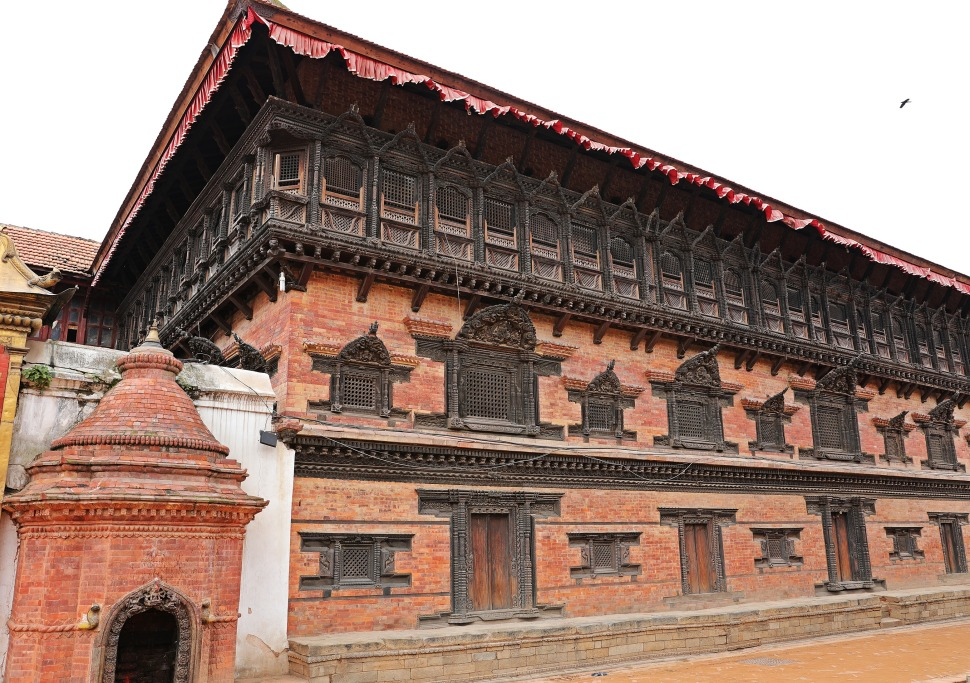55 Windows Palace, Bhaktapur